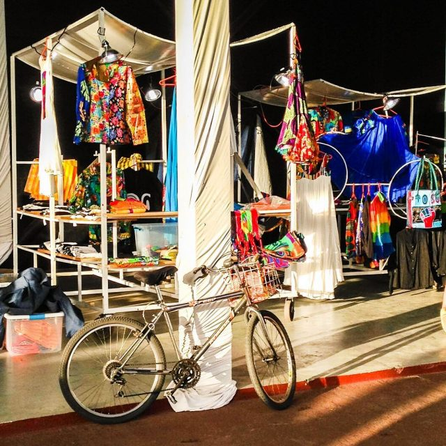 theclothofficial Carnival popup shop under the Grand Stand Queens Parkhellip
