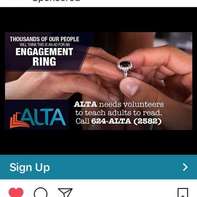 bess ad design ALTA adultliteracy adultliteracytutorsassociation trinidadandtobago