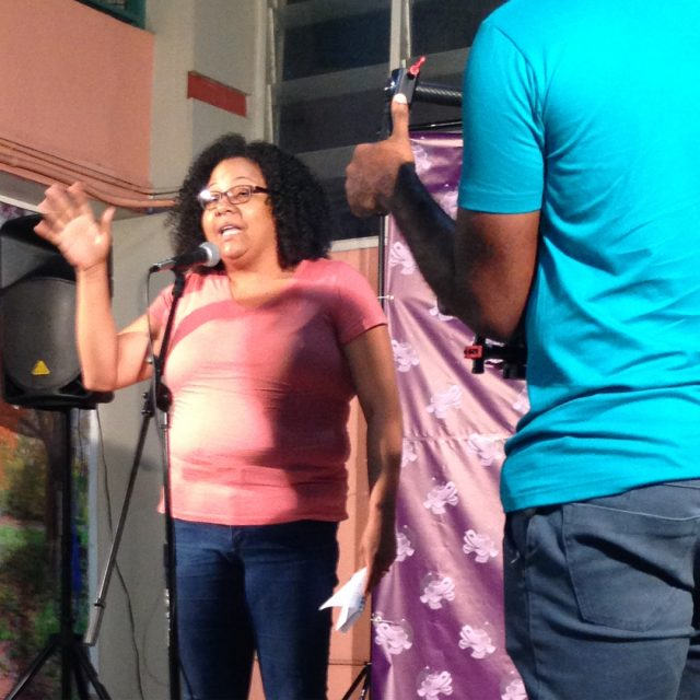 Adventures in stand up comedy with caricomedy nahhossthatrealfunny at UWIhellip